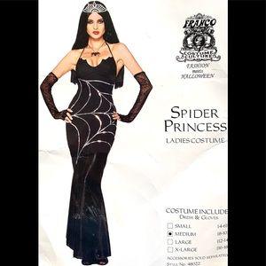 Spider Princess Halloween Costume